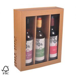 370173 + 370186 wijndozen wijnverpakking wijnverpakkingen flesverpakking