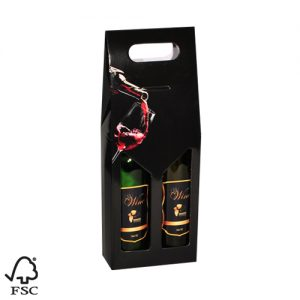 562050 wijndozen wijnverpakking wijnverpakkingen flesverpakking draagkarton