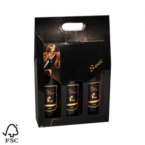 563045 wijndozen wijnverpakking wijnverpakkingen flesverpakking draagkarton