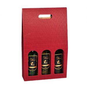 623148 wijndozen wijnverpakking wijnverpakkingen flesverpakking draagkarton