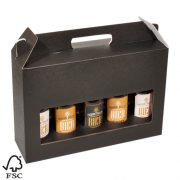 243234 - 5 fles bierverpakkingen bierverpakking