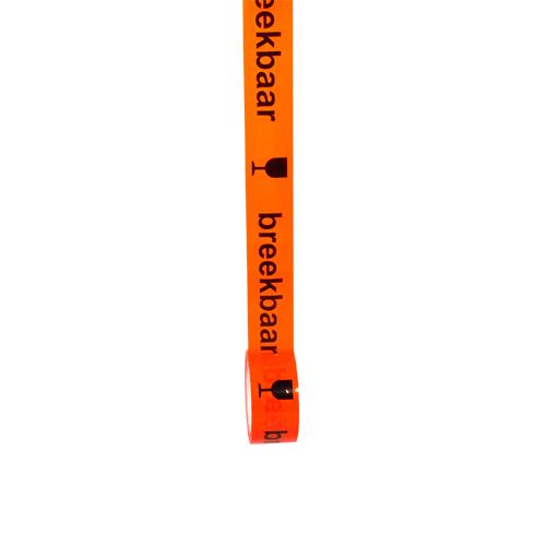 380530 tape bedrukte tape breekbaar